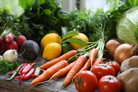 Rolul fibrelor vegetale în alimentaţie