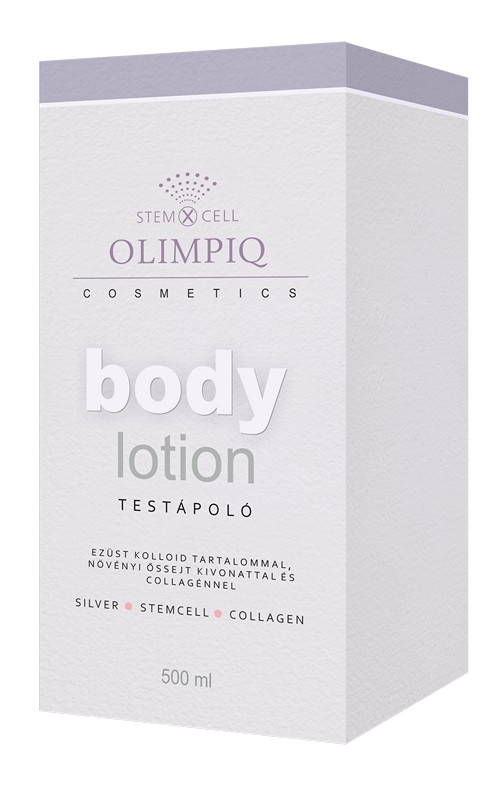Olimpiq SXC Body Lotion 500 ml