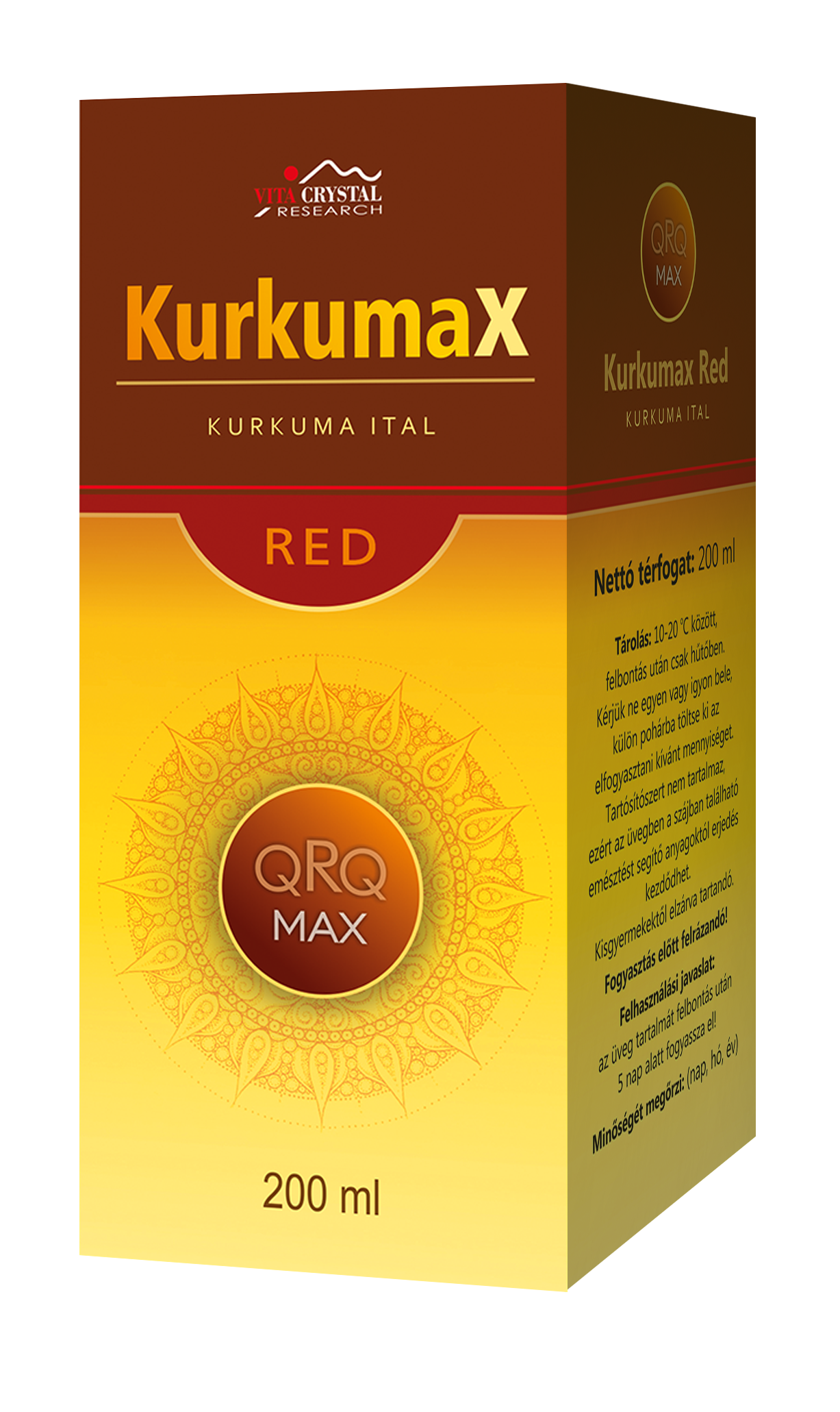 Kurkumax Red 200 ml